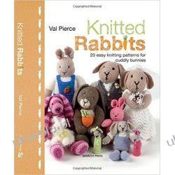 Knitted Rabbits ręcznie robione zajączki króliki