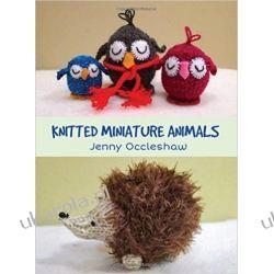Knitted Miniature Animals zwierzęta ręcznie robione Pozostałe