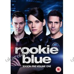 Rookie Blue Season 5: Volume 1 [DVD] Filmy