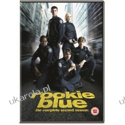 Rookie Blue - Complete Season 2 [DVD] Filmy