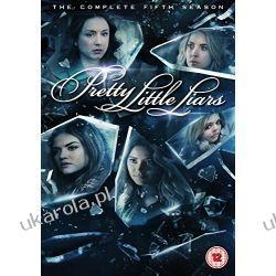 Pretty Little Liars - Season 5 [DVD] [2015] Słodkie kłamstewka sezon piąty Filmy