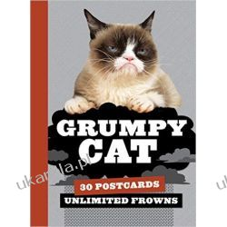 Grumpy Cat Postcard Book (Stationery) Kalendarze ścienne