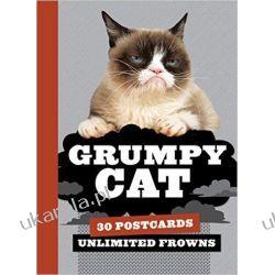 Grumpy Cat Postcard Book (Stationery) Pozostałe