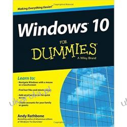 Windows 10 For Dummies Internet, komputery
