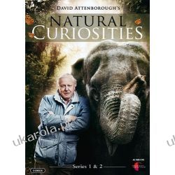 David Attenborough's Natural Curiosities - Series 1 & 2 [DVD] Filmy