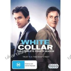 White Collar - Season 4 [DVD] Kalendarze ścienne