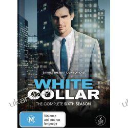 Biały kołnierzyk / White Collar - Season 6 - DVD sezon szósty Filmy