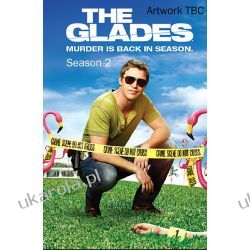 The Glades - Season 2 [DVD] Zbrodnie Palm Glade Filmy