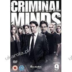 Criminal Minds - Season 9 [DVD] Zabójcze umysły sezon dziewiąty Filmy