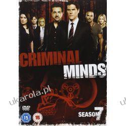 Criminal Minds - Season 7 [DVD] Zabójcze umysły sezon siódmy Kalendarze ścienne