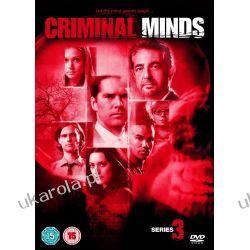 Criminal Minds - Season 3 [DVD] sezon trzeci Zabójcze umysły Filmy