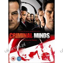 Criminal Minds - Season 2 [DVD] Filmy