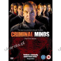 Criminal Minds - Season 1 Complete [DVD] Zabójcze umysły sezon pierwszy first Filmy