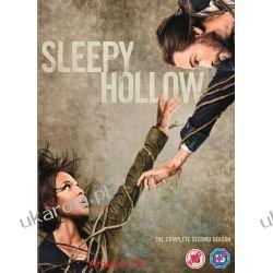 Sleepy Hollow - Season 2 [DVD] [2015] Jeździec bez głowy sezon drugi