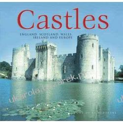 Castles: England, Scotland, Wales, Ireland and Europe Guy de la Bedoyere Kalendarze ścienne