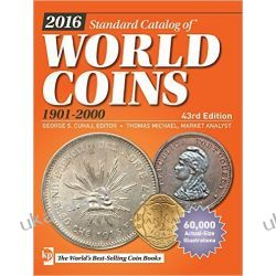 2016 Standard Catalog of World Coins 1901-2000 Numizmatyka