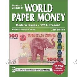Standard Catalog of World Paper Money, Modern Issues, 1961-Present Numizmatyka