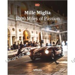 Mille Miglia - 1000 Miles of Passion Kalendarze książkowe