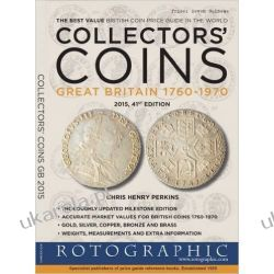 Collectors' Coins: Great Britain, 1760-1970 Numizmatyka