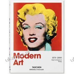 Modern Art 1870-2000: Impressionism to Today Kalendarze ścienne