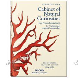 Seba. Cabinet of Natural Curiosities Kalendarze ścienne