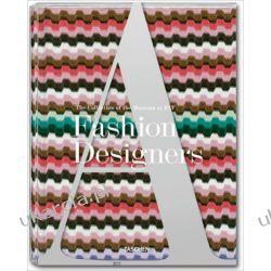Fashion Designers, A-Z: limited editions Missoni and Stella McCartney Albumy i czasopisma