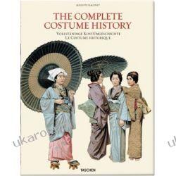 Auguste Racinet. Complete Costume History Kalendarze ścienne