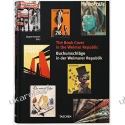 Book Covers in the Weimar Republic Albumy i książki