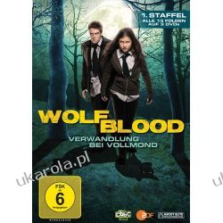 Wolfblood - Verwandlung bei Vollmond - Season 1 (DVD) Filmy