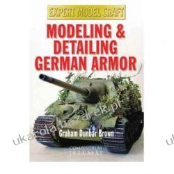 Modelling and Detailing German Armour: Expert Modelcraft DVD from Compendium Films DVD Graham Dunbar-Brown Pozostałe