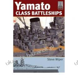 Yamato Class Battleships ShipCraft Steve Wiper Kalendarze książkowe