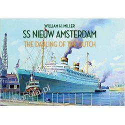 SS Nieuw Amsterdam: The Darling of the Dutch Kalendarze ścienne
