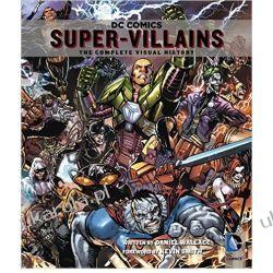 DC Comics: Super-Villains: The Complete Visual History Zagraniczne