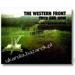 The Western Front: Then and Now - From Mons to the Marne and Back (After the Battle S.) John Giles Kalendarze ścienne