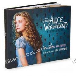 Disney Alice in Wonderland: A Visual Companion Foreword by Tim Burton Mark Salisbury Kalendarze ścienne