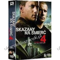 Skazany na śmierć Sezon 4 Prison Break Season 4 (6DVD)