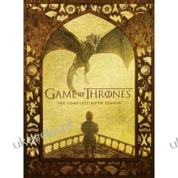 Game of Thrones - Season 5 [DVD] Gra o tron Filmy
