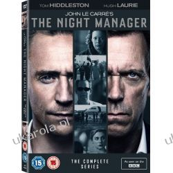 Nocny Recepcjonista The Night Manager [DVD] [2016] Lotnictwo