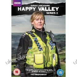 Happy Valley - Series 2 [DVD] [2016] Filmy