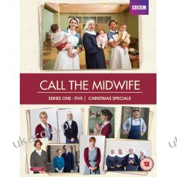 Call the Midwife Series 1-5 Complete [DVD] Filmy