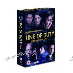 Line of Duty Complete Series 1 and 2 [DVD] Filmy