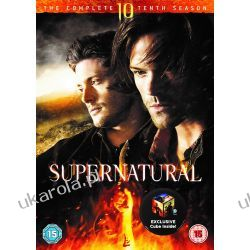 Supernatural - Season 10 [DVD] [2016] Filmy