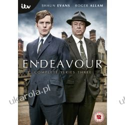 Endeavour - Series 3 [DVD] Filmy