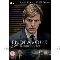 Endeavour - Series 2 [DVD] Filmy