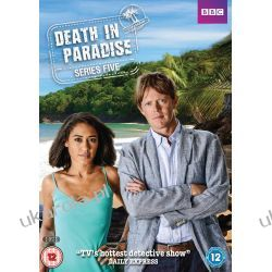 Śmierć pod palmami Death In Paradise - Series 5 [DVD] [2016] sezon piąty