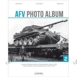 AFV Photo Album: Vol. 2: Armoured Fighting Vehicles on Czechoslovakian Territory 1945 Biżuteria
