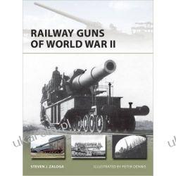 Railway Guns of World War II (New Vanguard) Kampanie i bitwy