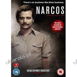 Narcos Season 1 [DVD] Filmy