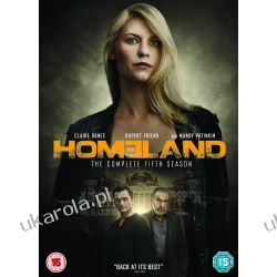 Homeland - Season 5 [DVD] [2015] Filmy