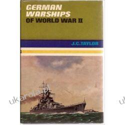 German Warships of World War II Marynarka Wojenna